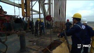 U.S. oil prices increasing