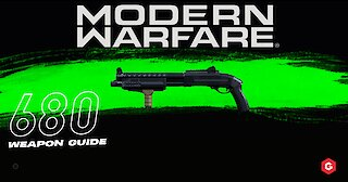 Modern Warfare: Model 680 Setup and Best Attachments For Your Class In Call of Duty