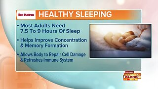 Sleep Tip Of The Day: A Good Night's Rest
