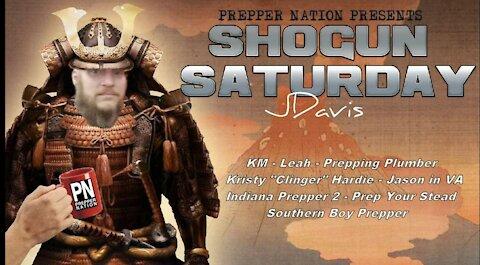 Shogun Saturday - Wargaming Revolution 2.0