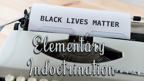 Elementary Principal reads Social Justice Poem to students for Black History Month