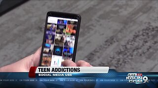 Behavioral health specialist talks about teen, social media relationship