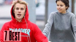 7 Most ICONIC Justin Bieber & Selena Gomez Moments