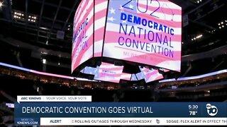 Democratic National Convention kicks off virtually