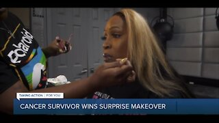Making a difference for Breast Cancer Awareness Month with makeover madness