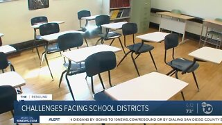 School Districts Face Challenges