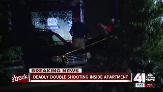 2 killed in shooting at KCMO apartment complex
