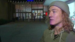 Valley Plaza Employee Describes Shooting