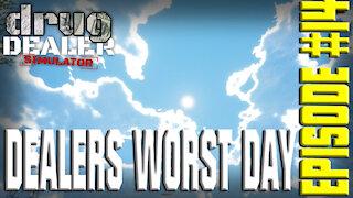 DDS Episode 14 : TASED with a DROP! - Drug Dealer Simulator