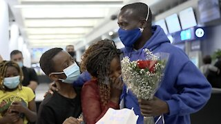 Refugee Family Reunites After Years Apart: 'God Has Done A Miracle'