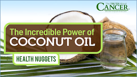 The Truth About Cancer Presents: Health Nuggets - The Incredible Power of Coconut Oil