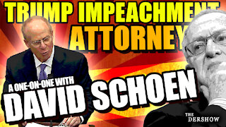 One-on-one with Trump's Lawyer David Schoen