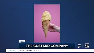 The Custard Co. offering frozen treats for Mother's Day