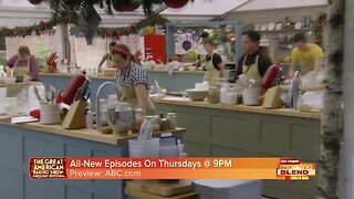'The Great American Baking Show: Holiday Edition' Tonight