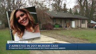 2 arrested in 2017 Egypt Covington murder case