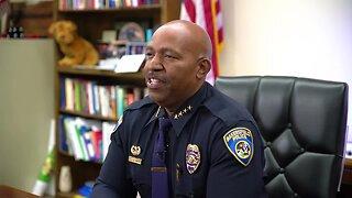 Chief Martin retires