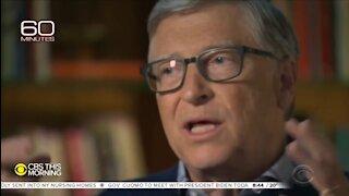 Gates: Global Warming is a Bigger Threat Than Coronavirus