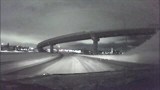 How do Colorado roads look Monday morning?