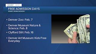 Money Saving Monday: Free Days at local museums