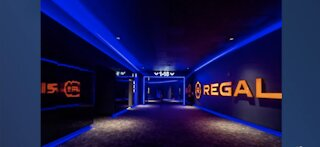 Movie theaters inside Red Rock hotel-casino reopen Friday