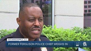 Former Ferguson, Missouri, offers perspective on civil unrest across America