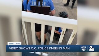 Ocean City incident with police goes viral