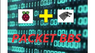 Building a Packet BBS Part 1