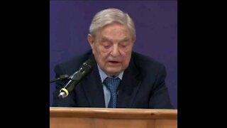 George Soros... The deep state puppeteer