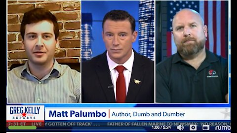 Newsmax: Carl Higbie Interview with Drew Berquist