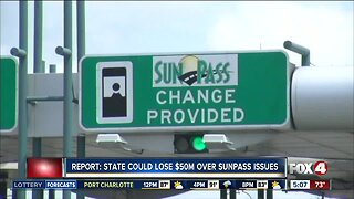 New concerns about Florida's Sunpass system