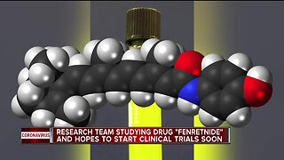 Local drug maker joining fight against COVID-19