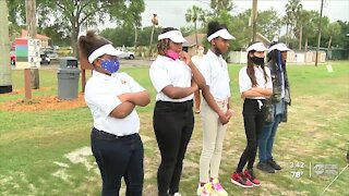 New golf program breaking down barriers for women of color