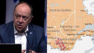 Le nombre de cas augmente dans ces 2 régions en zone orange au Québec