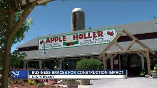 Business braces for impact of I-94 construction