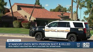Man dies after being involved in shooting with MCSO deputies at Scottsdale Plaza Resort
