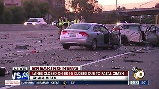 Wrong-way driver causes deadly South Bay crash