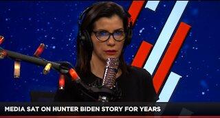 Dana Loesch Unloads on Media for Suppressing Hunter Biden Scandal Until After Election