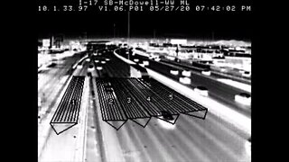 ADOT system captures wrong-way driver on I-17