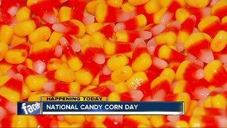 Celebrate National Candy Corn Day