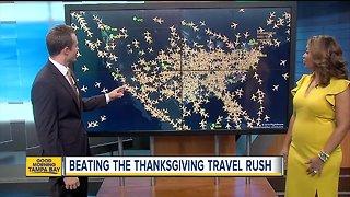 Beating the Thanksgiving travel rush