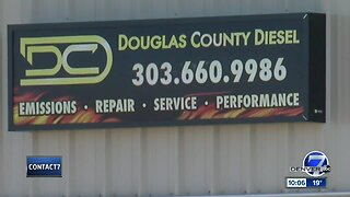 'I'm furious and he doesn't care': Complaints pile up against Douglas County Diesel repair shop