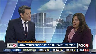 Analyzing Florida's 2018 health trends