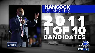 Polls closing at 7 p.m. in Denver for mayoral runoff election