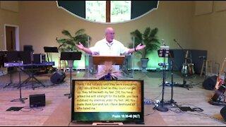 Worship Service 9-27-20
