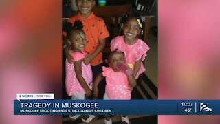 Tragedy in Muskogee: Shooting kills 6, including 5 children
