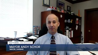 Schor believes the survey represents all of Lansing.