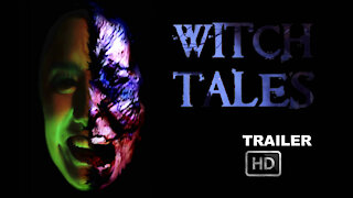 WITCH TALES (2020) Eng. Trailer #2 - Indie HORROR Anthology Movie