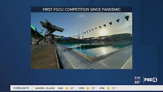 First FGCU competition since pandemic
