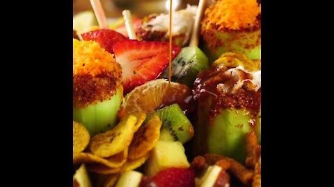 Spicy Enchilados Snack Botanas Tray