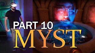 Oculus Quest 2 - MYST PT 10!